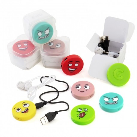 MP3 caras