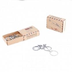 Caja postal llavero abridor bicicleta
