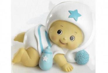 Hucha niño bebé gateando