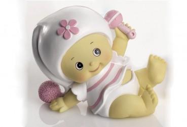 Hucha niña bebé